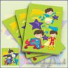 Super Hero Notebooks