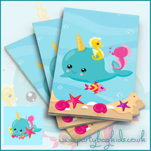 Under the Sea Notebooks