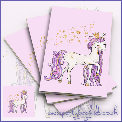 Unicorn Princess Notebook
