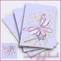 Fairy Wing Notebooks