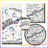 Doodle Birthday Party Pack