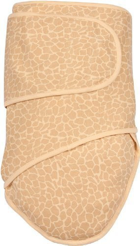Miracle Blanket - Giraffe Print Swaddle Blanket