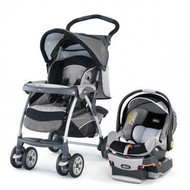 Chicco Cortina KeyFit 30 Travel System Graphica