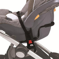 Baby Jogger Car Seat Adaptor Single, City Select/City Versa