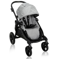 Baby Jogger City Select Stroller - Silver Limited Edition - BJ20312