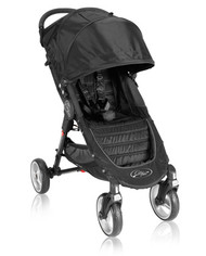 Baby Jogger City Mini 4-Wheel stroller- Black Grey - BJ10310