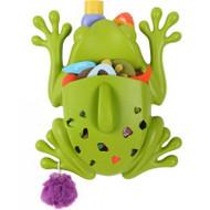 Boon, Inc.  FROG POD Bath Toy Scoop  Drain & Storage - Green 405