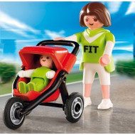 Playmobil 4697 Special Mother with Baby Stroller 4 years-8 years  4 years-8 years