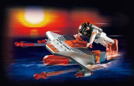 Playmobil 4883 Agents - Torpedo Diver 7 years-and UP  7 years-and UP