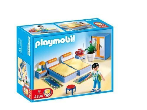 Playmobil Master Bedroom