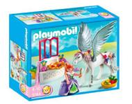Pegasus with Princess and Vanity