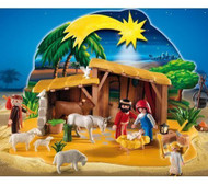 Playmobil Nativity Manager with Stable 4 years-and UP  4 years-and UP