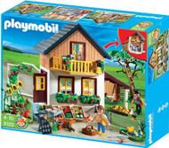 Farm House with Market