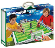 Playmobil Take Along Soccer Match 5 years-and UP