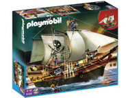 Playmobil Pirate Ship 4 years-and UP  4 years-and UP