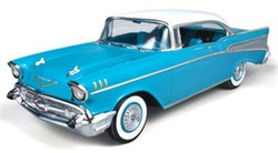 AMT 1/25 1957 Chevrolet Bel Air Car Model Kit - 638