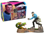 AMT 1/12 Star Trek Mr. Spock in Tin Lunchbox Figure Model Kit - 810 (NEW! - Arrives in July)