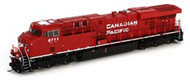 Athearn Genesis HO Scale ES44AC Diesel Locomotive with DCC & Sound CPR #8738 - G69758 (NEW! - Arrives in July)