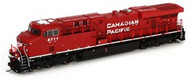 Athearn Genesis HO Scale ES44AC Diesel Locomotive with DCC & Sound CPR #8745 - G69759 (NEW! - Arrives in July)