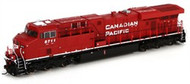 Athearn Genesis HO Scale ES44AC Diesel Locomotive with DCC & Sound CPR #8759 - G69760 (NEW! - Arrives in July)