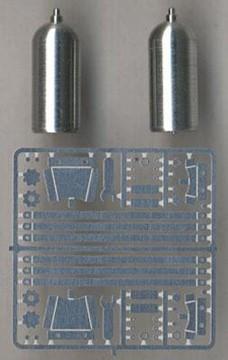 Detail Master Nitrous Bottle Kit Car Model Kit Accessory - 3219