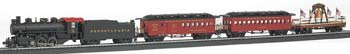Bachmann HO Scale Liberty Bell Special Train Set - 00711