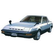 Aoshima 1/24 1982 Nissan Pulsar EXA Car Model Kit : 002285