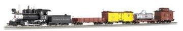 Bachmann Spectrum On30 Scale Rocky Mountain Express Train Set - 25020