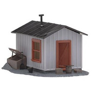 Atlas HO Scale Trackside Shanty Built-Up - 602