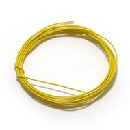 Detail Master .016 Yellow Ignition Wire Car Model Kit Accessory - 1054