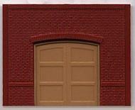 DPM Design Preservation Models HO Scale Modular System Street Level Loading Door (4 Pieces) - 30102