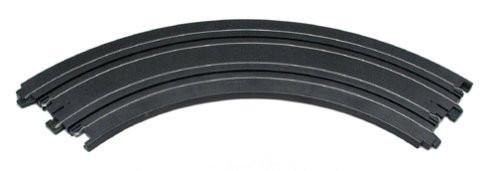 AFX 9 Inch Radius Curve 1/4 Circle HO Scale Slot Car Track - 8623