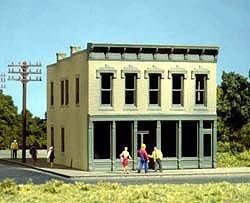DPM Design Preservation Models N Scale Kit Haye's Hardware - 50200