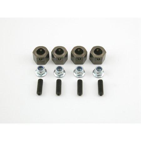 Team Losi 14mm Hex Adapter Set (4): LST, AFT ~ B3514
