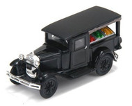 Athearn HO Scale RTR Ford Model A Huckster (Black) : 26426