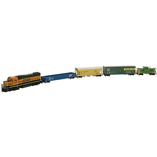 Atlas HO Scale Trainman Set BNSF - 0043
