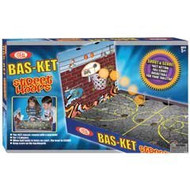 Ideal Toys Bas-ket Street Hoops Basket Skill Game - C602