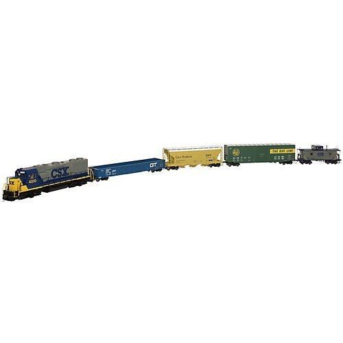 Atlas HO Scale Trainman Set CSX - 0045
