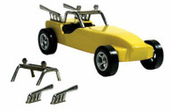 PineCar Derby Racers Custom Parts Dune Buster - 340