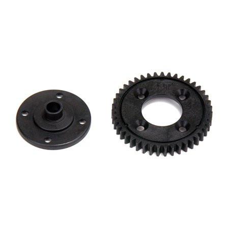 Losi 43T Spur Gear, Plastic: 8E 2.0 ~ A3560