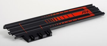 AFX 15 Inch Straight Terminal HO Scale Slot Car Track - 8627