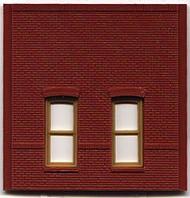 DPM Design Preservation Models HO Scale Modular System Street Level Rectangle Window (4 Pieces) - 30134