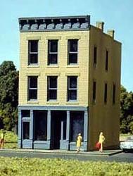 DPM Design Preservation Models N Scale Kit Bruce's Bakery - 50100