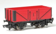 Bachmann HO Scale Thomas & Friends Open Wagon Red - 77037