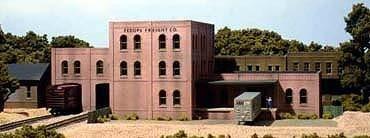 DPM Design Preservation Models HO Scale Kit Fedups Freight Co. - 35400