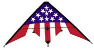 Gayla Stars & Stripes Nylon Stunt Kite - 699