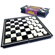 Educational Insights Magnetic Checkers - 2981