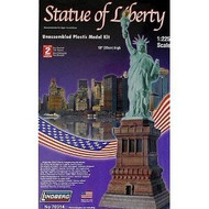 Lindberg 1/225 Statue Of Liberty Model Kit - 70314
