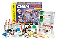Thames & Kosmos CHEM C3000 (2011 Edition) Advanced Chemistry Set - 640132 ^