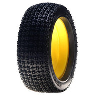 Losi 1/8 Digits G2 Buggy Tire with Insert, Green (2) ~ A7774G